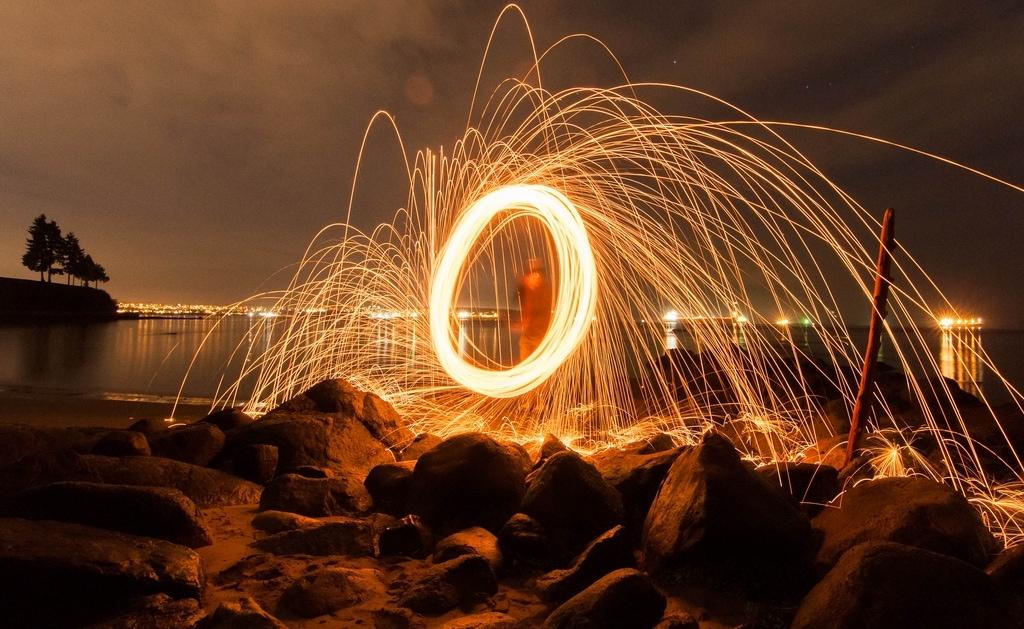 steel wool photo